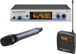 Radio Microphone channel