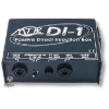 Passive Direct Injection box to plug a jack from a piano or guitar into an XLR mixing desk