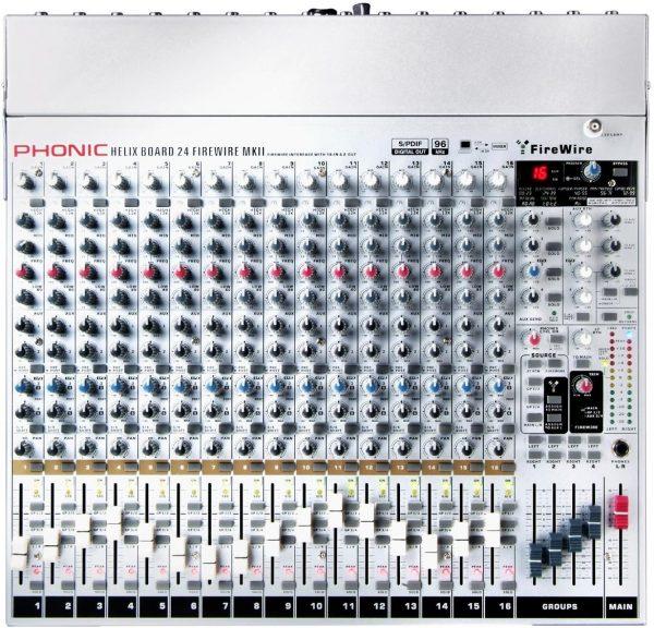 Phonic helixboard 24