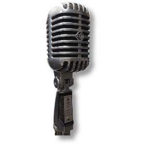 Elvis Shure 55s Unidyne working vintage microphone