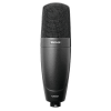 shure ksm32 large condenser microphone for instruments and vocal recording