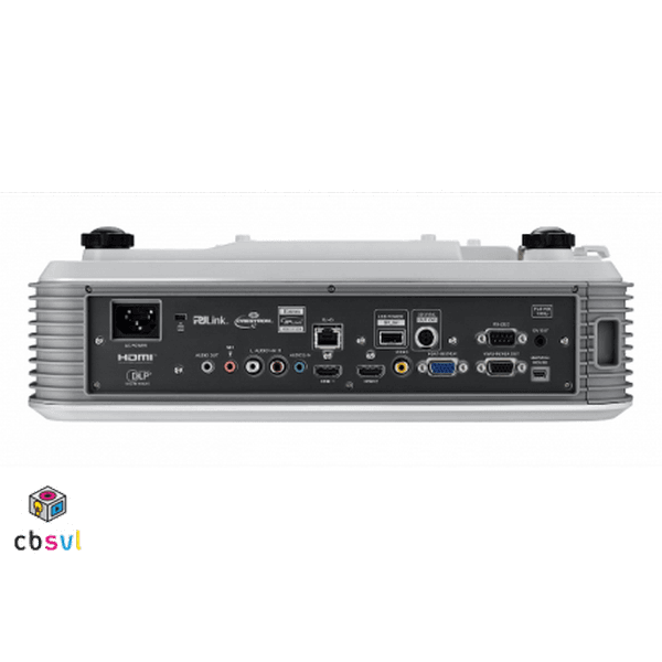 Connections for desktop projector