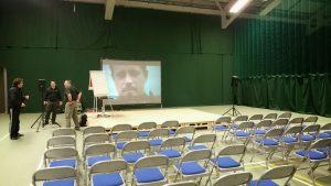 Harlow leisure zone presentation equipment supplier