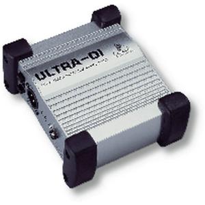 Silver active DI Box